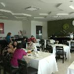 Nice restaurant.