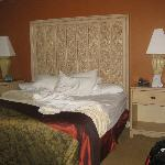 Master bedroom - v comfortable bed