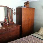 Nice furniture in my room