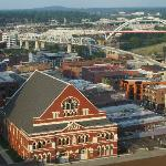 Room View - Ryman Center and Broadway