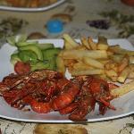Majes River shrimp.. wonderful