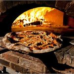 Our True Wood Fired oven..