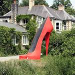 Broomhill Art Hotel and Scupture Garden restaurant