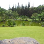 Japanese-Inspired Garden.