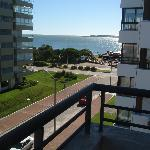 vista do quarto