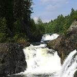 Kivach Reserve and Waterfalls