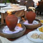 Meat or Chicken Traditional Turkish Clay Pot Meals