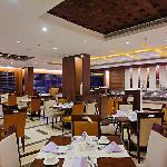 The Restaurant sitting