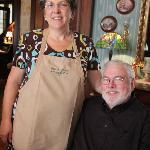 Brenda & Dan proprietors