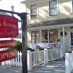 Tea Room at Port Gamble