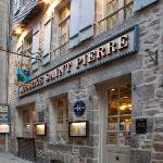 Restaurant de l'hotel Croix Blanche