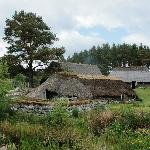 The Township at The Highland Folk Museum