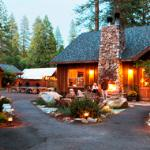 Evergreen Lodge at Yosemite Restaurant