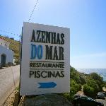 Azenhas do Mar restaurant