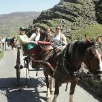 Horse & Carriage ride through the Gap of Dunloe