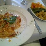 The pollo dish!