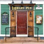 ‪The Library Pub‬