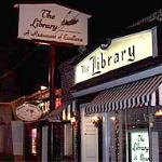 The Library Restaurant Foto