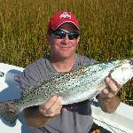 A very nice Speckled trout.