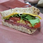Mennonite Sandwich
