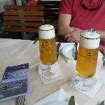 Very good fresh beer!