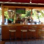 outside bar
