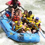 Rafting with Coeur d'Alene Adventures