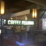 Coffee Fellows Stuttgart HBF Foto