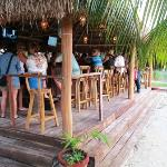 Bar & Restaurant Las Iguanas with live music on weekends