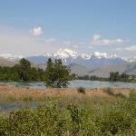 Mission Mtns & Flathead River East End of Sanders County (we're in the middle)