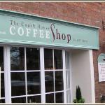 The Coach House Coffee Shop