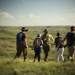 Hiking in Grasslands National Park