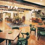 The Eseeola Lodge Dining Room