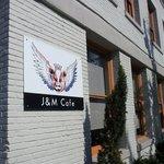 Street View-- J&M Cafe, Corner of Ash & 6th