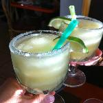 The amazing and delicious margaritas at Chico's