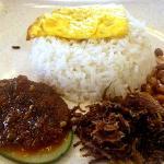 Singapore Chicken Rice Photo