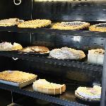 Large Dessert Selection
