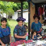 The Business Ladies of Panajachel-A boat ride away