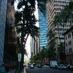 Honolulu Financial District