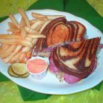 The 818 Club Restaurant