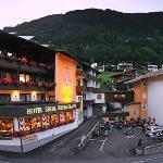 Hotel Restaurant Eberl Foto