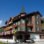 Hotel Jungfrau - Restaurant Gruebi Photo