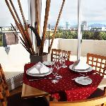 Restaurante El Mirador - Hotel Mendoza Foto