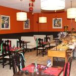 Foto de Bambu Oriental Bar & Restaurant