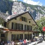 Foto de Hotel-Restaurant Stechelberg