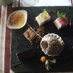 Palette de dessert
