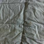 Mancha sospechosa en el colchón