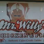 Foto de Mr. Willy's Fried Chicken & Fish