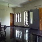 The entrance hall