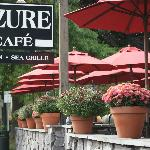 Azure Cafe Patio